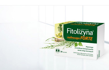 Fitolizyna Nefrocaps Forte (suplement diety)